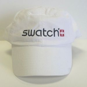 NEW Authentic Swiss Watch International White Hat